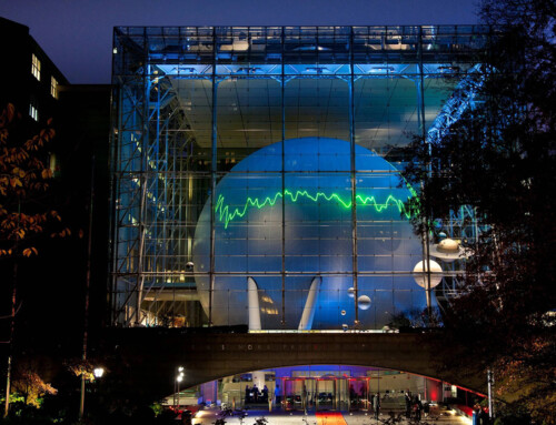 Hayden Planetarium, Rose Center for Earth & Space