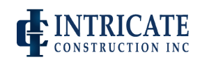 Intricate Construction Logo