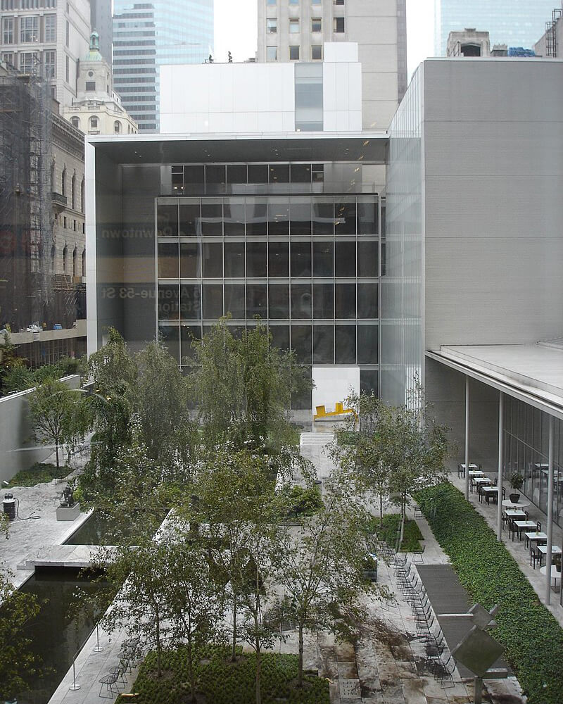 The Museum of Modern Art (MoMA) Expansion