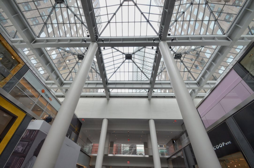 Brookfield Place Offers Soaring Views Inside and Out